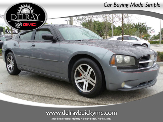 Certified Pre-Owned 2006 Dodge Charger RT RWD Sedan