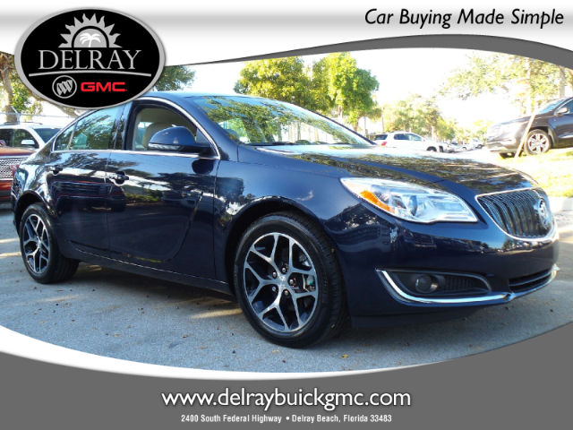 new 2017 buick regal turbo sport touring sedan in delray beach 134566b delray buick gmc. Black Bedroom Furniture Sets. Home Design Ideas